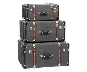 "Sada 3 kufrů ""Bergman"""