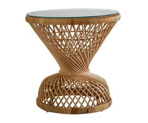 """Zahradní stolek """"Ashton Natural"""", Ø 60, výš. 60 cm"""