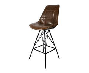 """Barová židle """"Staten"""", 49 x 53 x 109 cm"""
