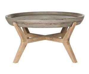 """Konferenční stolek """"Galloway"""", Ø 84, výš. 46 cm"""