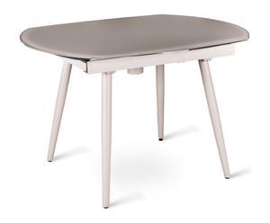 "Rozkládací stůl ""Ryker Taupe"", 90 x 120-180 x 76 cm"