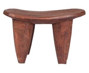 """Mini stolička """"Senufo II"""", 33,5 x 34 x 27 cm"""
