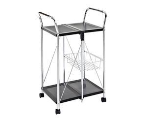 """Pojízdný servírovací stolek """"Kart"""", 44 x 58 x 90 cm"""