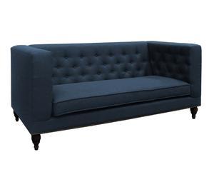 """Sofa """"Savana Blue"""", 86 x 187 x 83 cm"""