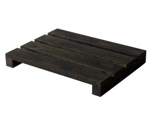 """Dřevěná rohož """"Emma"""", 38 x 50 x 6 cm"""