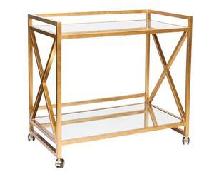 "Servírovací stolek ""GERARD G"", 55 x 91 x 81 cm"
