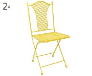 """Sada 2 židlí """"Florenz"""""""