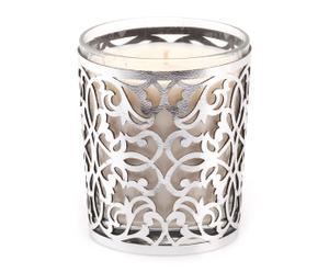 "Vonná svíčka ""Aras Zelli Amber"", obj. 180 ml"