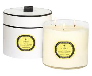 "Vonná svíčka ""Aroma Grapefruit Jasmine II"", Ø 12, výš. 11 cm"