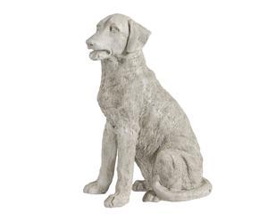 Deko-Figur DOG STATUE
