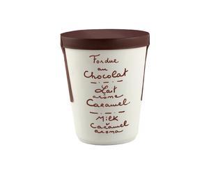 Schokoladenfondue Milk & Caramel