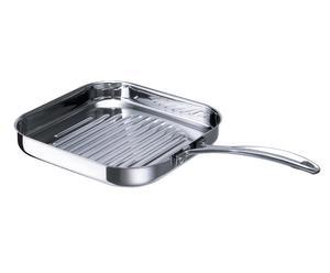 Grillpfanne Chef, 26,5 x 26,5 cm