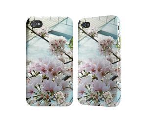 iPhone-Hülle Blumen