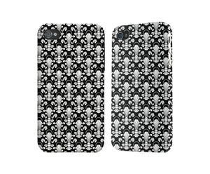 iPhone-Hülle Schwarz-Weiß