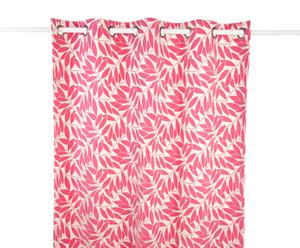 Vorhang Calypso, 140 x 280 cm, pink