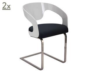 Stühle Vicky, 2 Stück