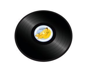 Multifunktionsbrett Banana Vinyl
