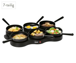 Raclette-Set Family Wonder, 7-tlg.