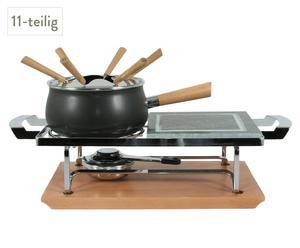 Tischgrill- und Fleischfondue-Set Cosima, 11-tlg.