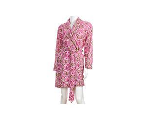 Morgenmantel Collins, pink, Gr. S/M