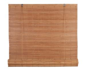 Rollup-Rollo Light Bamboo, 60 x 180 cm