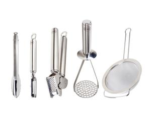 Küchenutensilien-Set Kitchen Basics, 5-tlg.