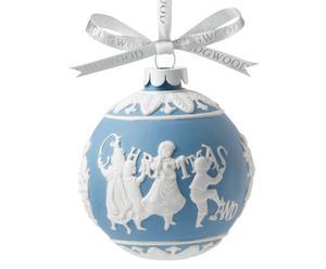 Baumkugel Merry Christmas & Happy New Year