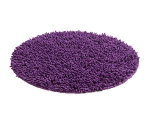 Badteppich Tropic Purple, Ø 60 cm