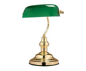 Tischleuchte Bankerslamp