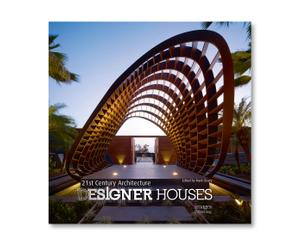 Coffeetable Book 21st Century Architecture: Designer Houses