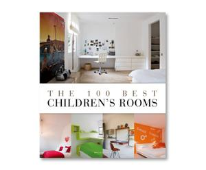 Coffee Table Book THE 100 BEST CHILDREN'S ROOMS
