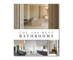 Coffee Table Book THE 100 BEST BATHROOMS