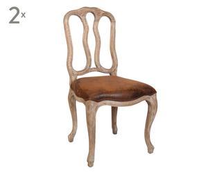 Stühle Mattia, 2 Stück