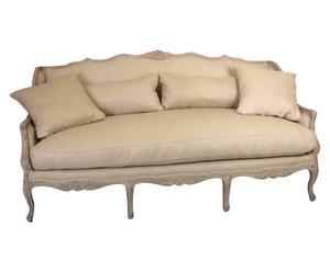 Dreisitzer-Sofa Rebecca
