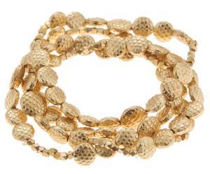 Vergoldetes Armband Valencia