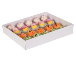 Bade-Cupcake-Set Sugar, 20-tlg.