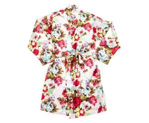 Kimono Vichy, Größe M
