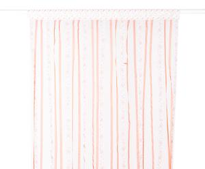 Vorhang LARIANA, orange, 90 x 250 cm