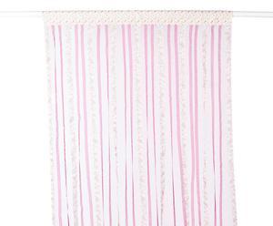 Vorhang LARIANA, rosa, 90 x 250 cm