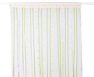 Vorhang LARIANA, grün, 90 x 250 cm