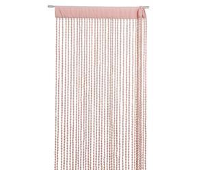 Vorhang Bergen, rosa, 90 x 250 cm