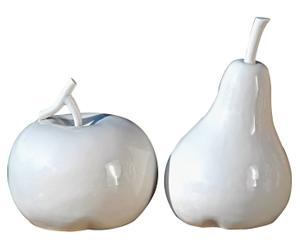 XL Deko-Obst-Set Fruity, 2-tlg.
