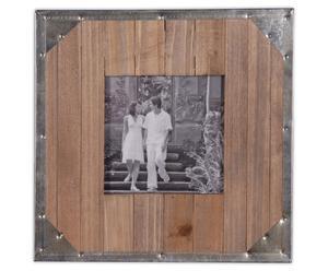 Bilderrahmen Woody, 25 x 25 cm