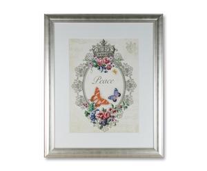 Kunstdruck Peace, B 40 x H 50 cm