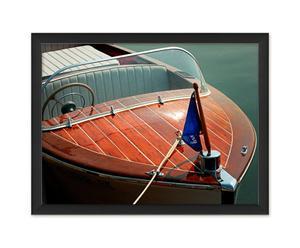 Fineart-Druck Antique Boating III, B 40 x H 30 cm