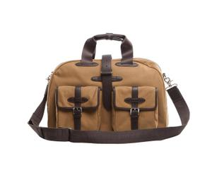 Reisetasche Premium, sandfarben, 30 x 50 cm