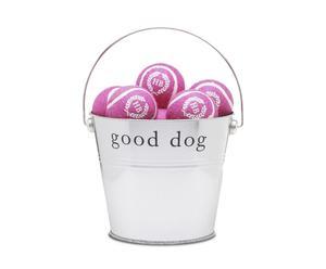 Geschenk-Set GOOD DOG, 16-tlg., pink