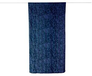 Vorhang Jungle, dunkelblau, 125 x 245 cm