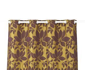 Ösen-Vorhang FONTAINE, 280 x 135 cm