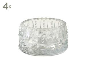 Glasschalen Genia, 4 Stück